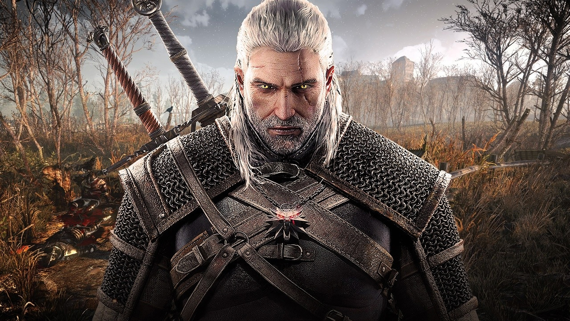 Six Actors Who Could Play Geralt Better in The Witcher Netflix Series