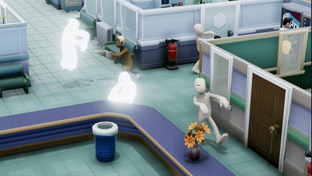 Two Point Hospital Ghosts Guide