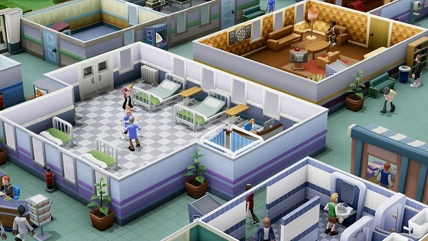 Two Point Hospital Staff Guide