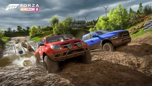 Forza Horizon 4 PC Requirements Revealed, Will Be Playable On Fairly Decent Systems