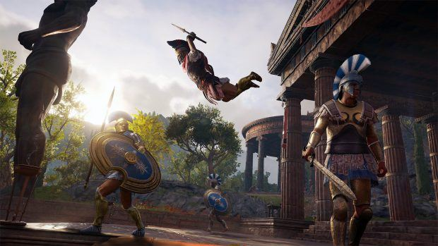 Assassin's Creed Odyssey Stealth Combat Guide