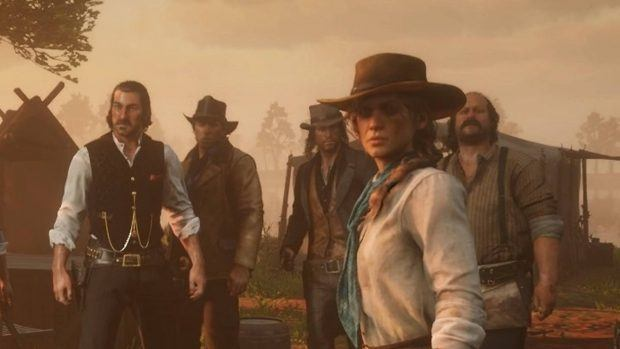 Chinese Gamers Singing Praises For Red Dead Redemption 2 Without Even Playing it