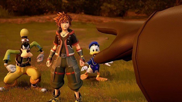 Kingdom Hearts 3 X018 trailer