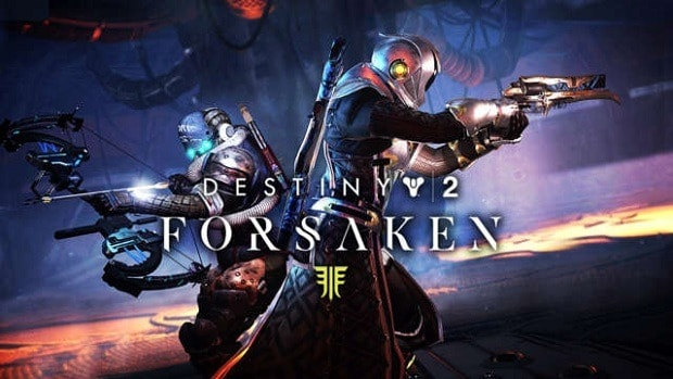Destiny 2 Forsaken sales