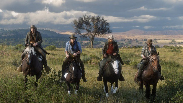Red Dead Redemption 2 Map Leaked, Highlights Major Points Of Interest