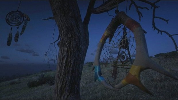 Red Dead Redemption 2 Dreamcatcher Locations Guide