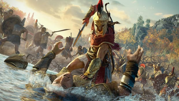Assassin's Creed Odyssey Legendary Weapons Guide
