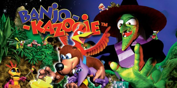 Banjo-Kazooie Switch Port Rumored To Be In The Making, Says Amazon Germany