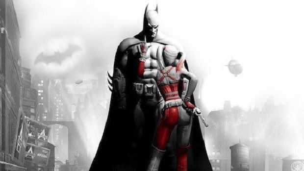 2019 Batman Arkham game