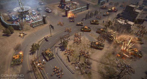 EA Confirms Command & Conquer Remastered