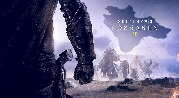 Destiny 2 Forsaken Expansion