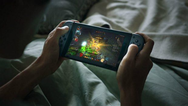 diablo 3 switch, Switch Online
