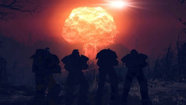Fallout 76 Nukes Get Reactivated After A Brief Absence For New Years