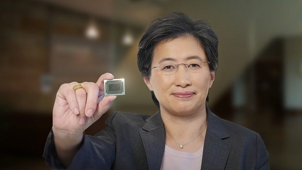 AMD CEO Lisa Su Believes The Trade War Is An Opportunity