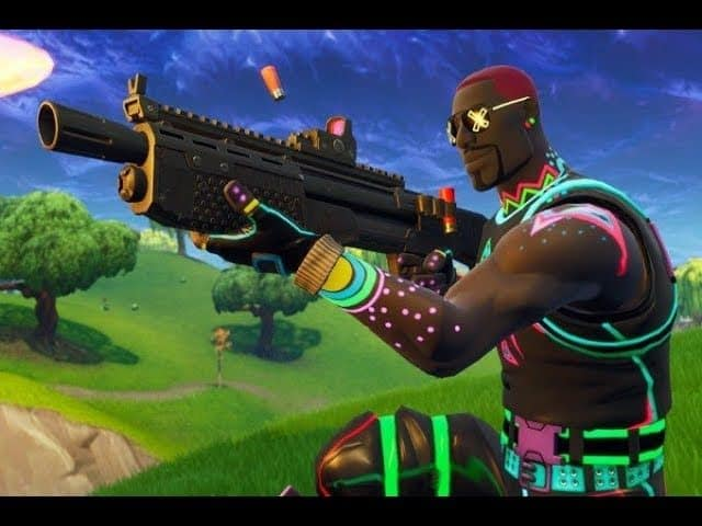 Epic and NERF Partner to Create NERF Blasters for Fortnite