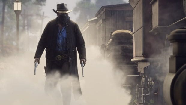 Red Dead Redemption 2 japan sales