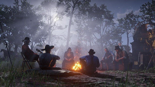 Red Dead Redemption 2 Camps Guide