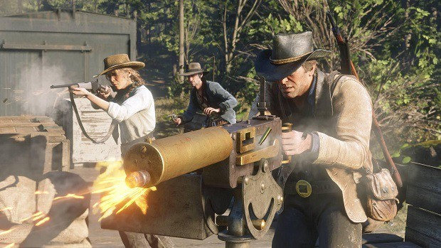 People Calling in Sick to Work to Play Red Dead Redemption 2