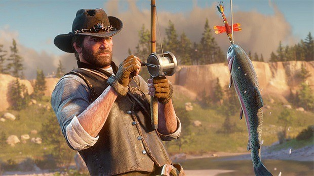Red Dead Redemption 2 Fishing Guide