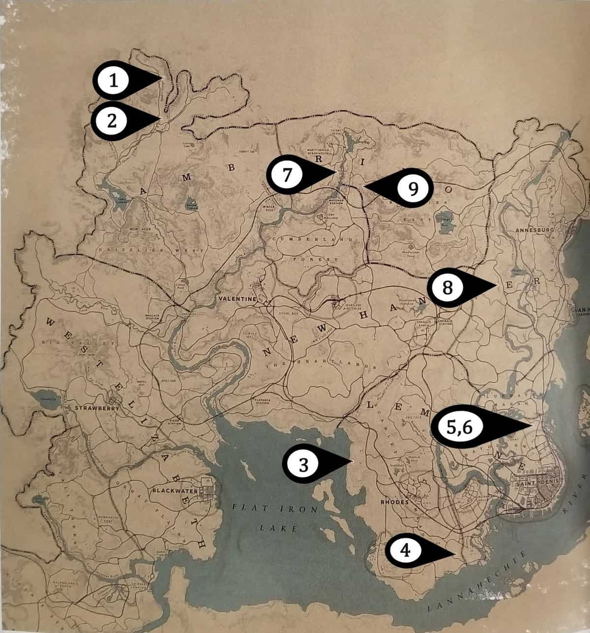 Red Dead Redemption 2 Graves Locations Paying Respects Guide