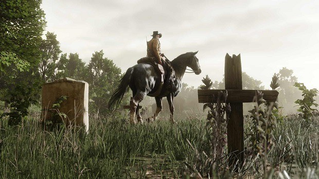 Red Dead Redemption 2 Graves Locations Guide