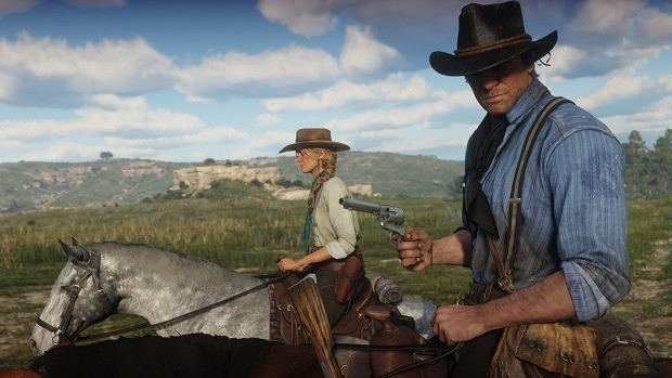 Red Dead Redemption 2 PC Spotted Inside Rockstar's Own App