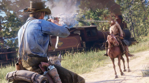 Red Dead Redemption 2 Wanted System Guide PS4 Pro