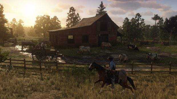 In-Game Message from Dev Points to Red Dead Redemption 2's Controversial Development Crunch