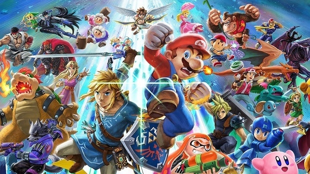 Super Smash Bros Ultimate release date, gold, gameplay