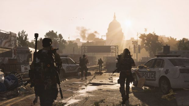 The Division 2 Washington, how to go rogue in the division 2