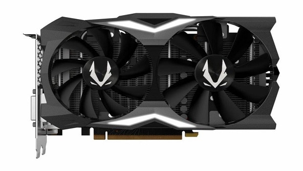 The Zotac RTX 2070 Mini Is 32% Smaller Than The RTX AMP Extreme