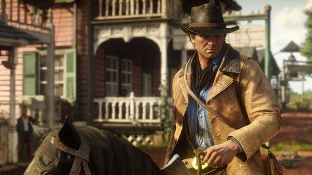 Red Dead Redemption 2 Special Characters, Red Dead Redemption 2 Random Encounters
