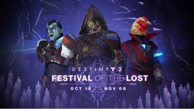 Destiny 2 Festival Of The Lost