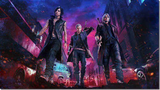 Devil May Cry 5 Ultra Limited Edition
