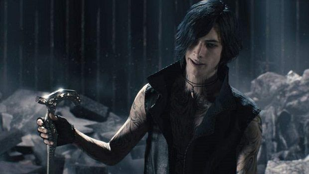 Devil May Cry 5 V character