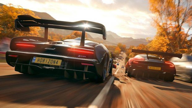 Forza Horizon 4 Xbox One vs Xbox One One X Graphics