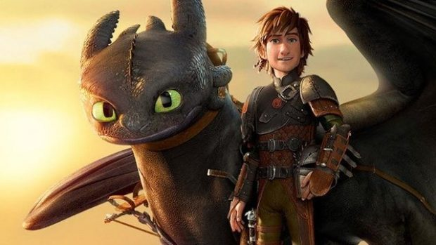 We're Getting A New How To Train Your Dragon Game Next Year