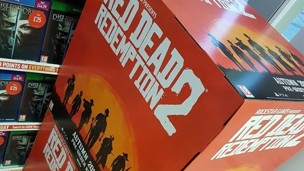 Red Dead Redemption 2 Physical Copies