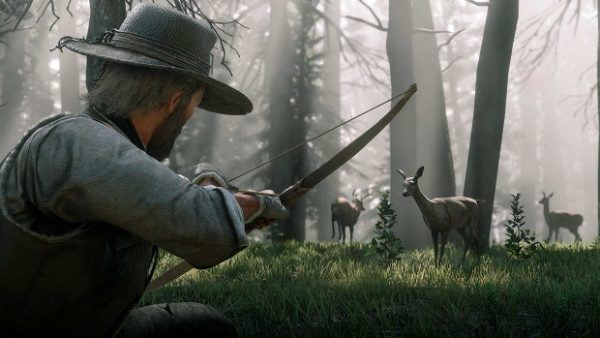 Red Dead Redemption 2 Hunting Requests Locations Guide