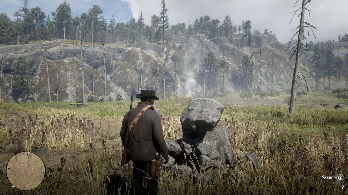 Red Dead Redemption 2 Treasure Maps