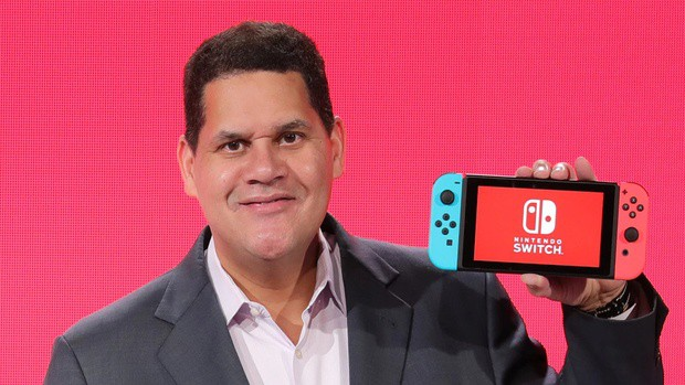 Nintendo Switch, Reggie