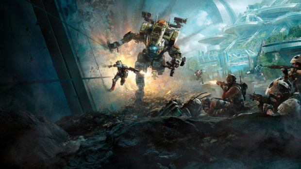 Titanfall 2 Playerbase Skyrockets On PS4 After Game Appears On PS Plus