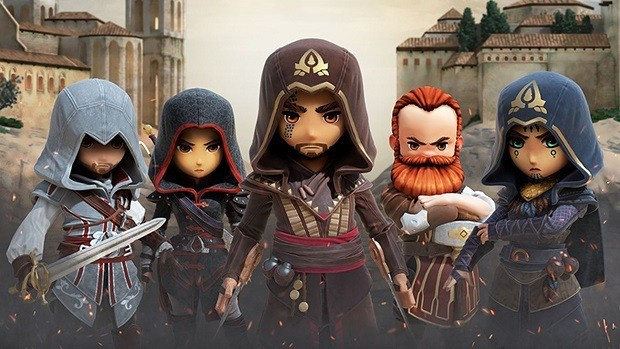 Assassin's Creed: Rebellion Tips and Strategies Guide – Recommended Setups, Skills, 3rd Hero