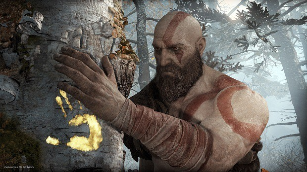 God of War 2018 sequel PS5, God of War PS4