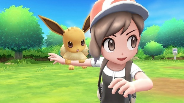 Pokemon Let's Go Rideable Pokemon Guide