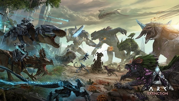 ARK Extinction King Titan Guide – Alpha, Beta, and Gamma