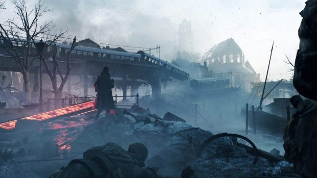 Battlefield 5 Building Guide – How Building Works, Fortifications, Tips