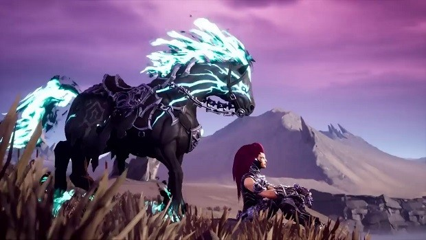 Darksiders 3 Lust Boss Guide