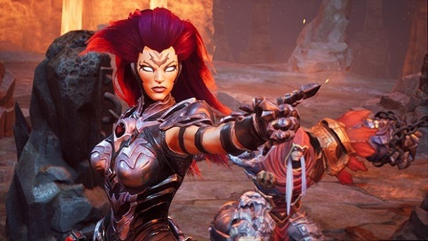 Darksiders 3 Scorn Guide