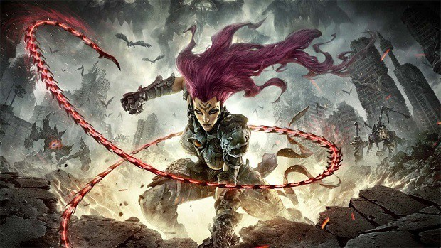 Darksiders 3 Sloth Boss Guide